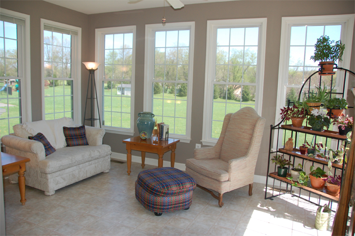 Erie sunrooms and patios erie construction - Amazing image of sunroom interior design and decoration ...